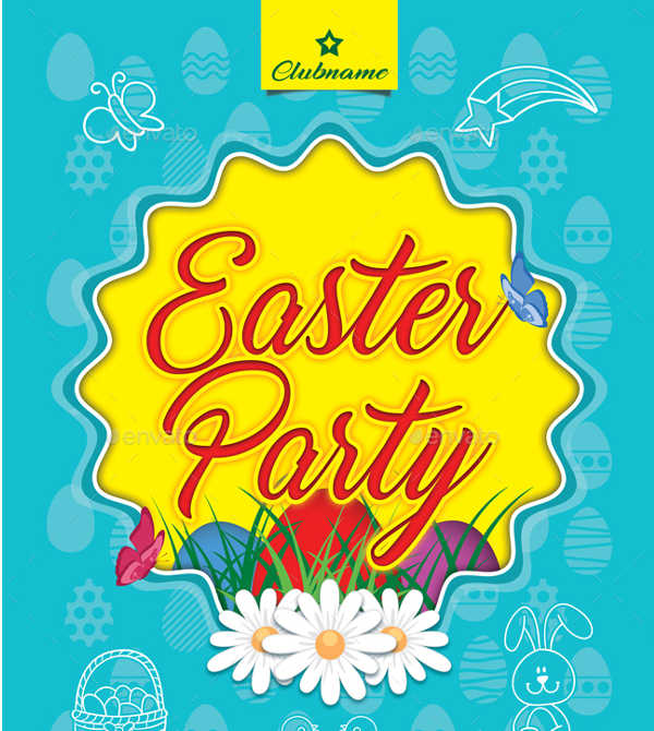 easter party poster1