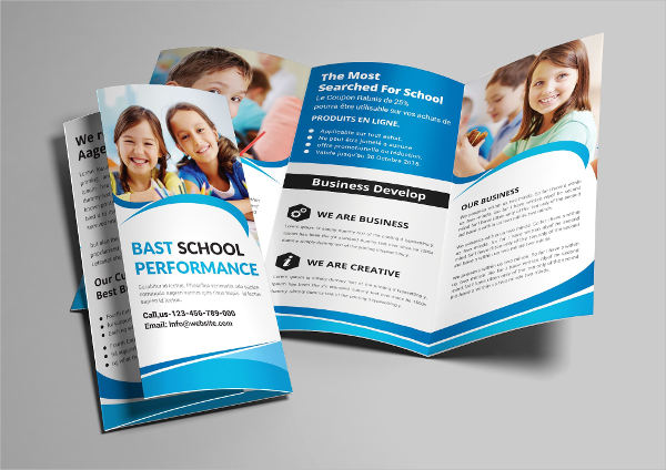 educational brochure templates - 34 brochure templates download downloadcloud