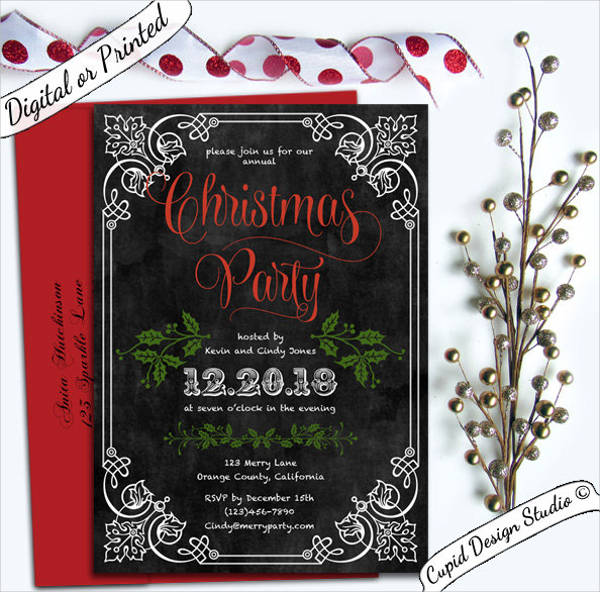 27+ Formal Invitation Templates