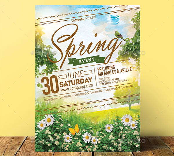 event invitation flyer template1