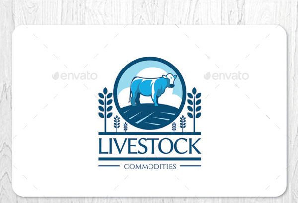 farming business logo design