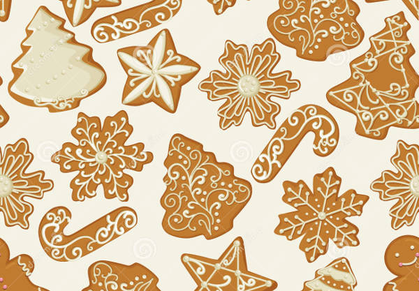 free christmas gingerbread patterns