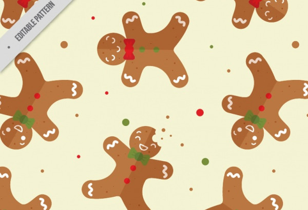 free cookies gingerbread patterns