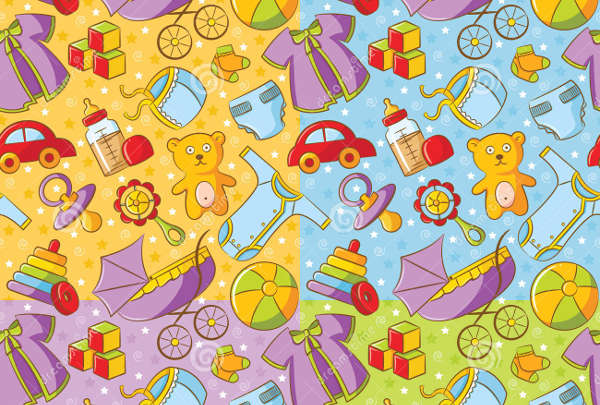 free doodle baby goods patterns