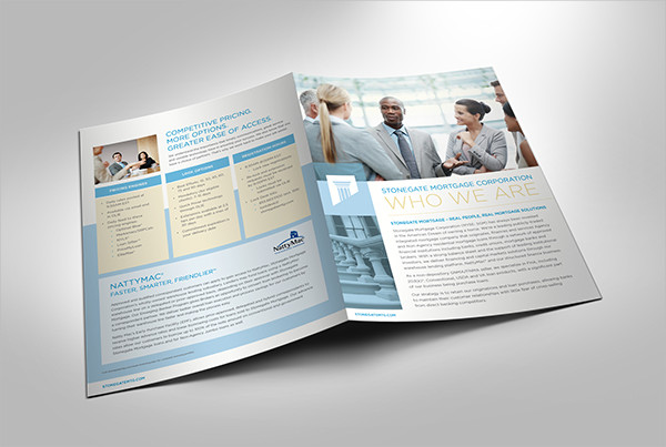 free mortgage marketing brochure