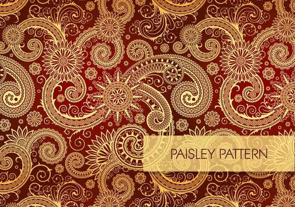 free printable paisely patterns