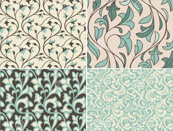 free set of vintage patterns