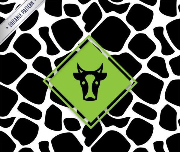 free vector cow patterns