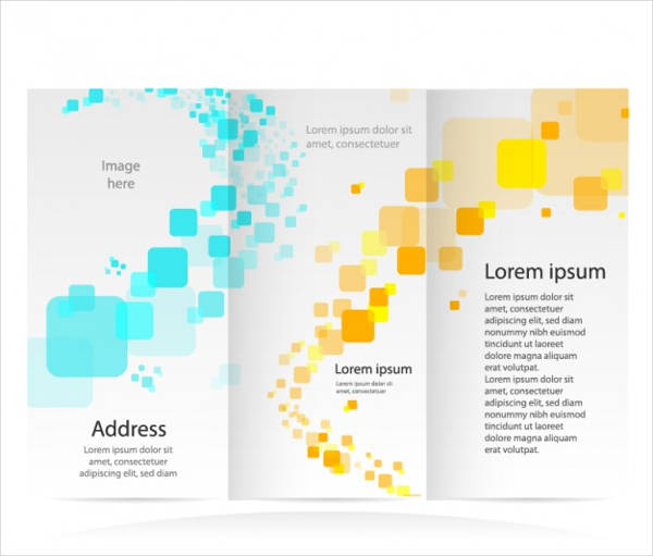 free vector graphics brochure