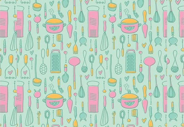 free vintage kitchen patterns download