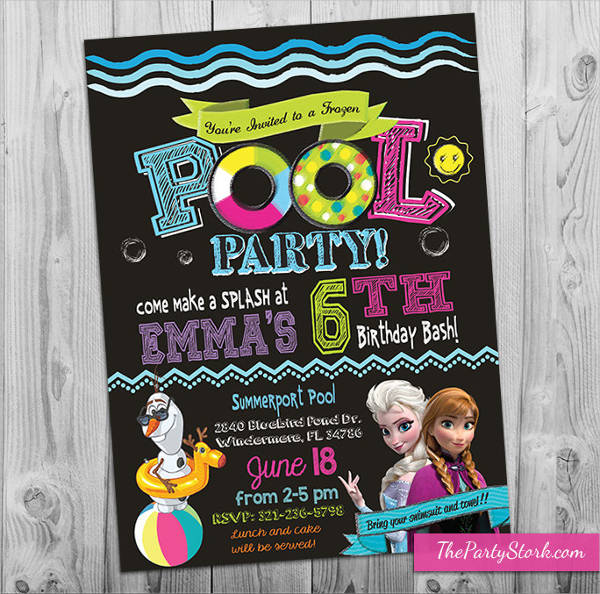 33+ Party Invitation Templates Download | DownloadCloud