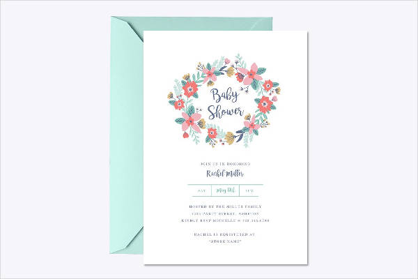 download baby shower invitations templates
