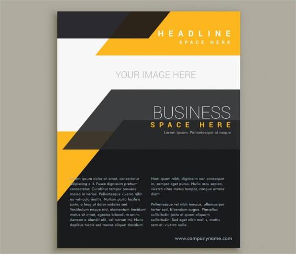 good business dlyer design