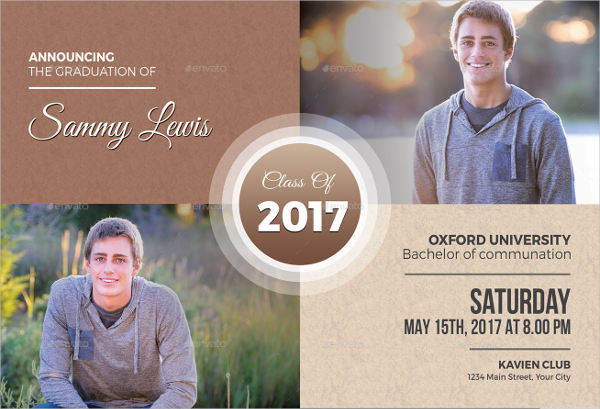 graduation party invitation template1