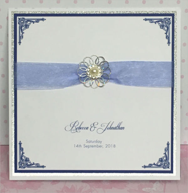 handmade engagement invitation cards