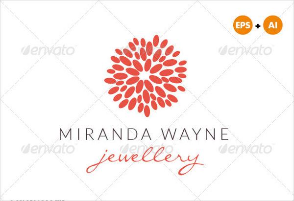 jewelry bijoux beauty logo