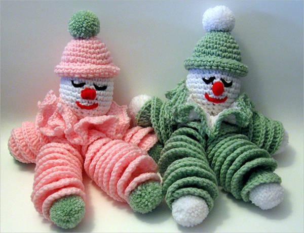 psd baby crochet pattern