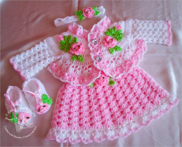 psd baby dress patterns