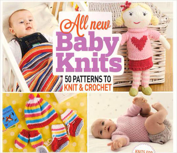 psd baby knitting patterns