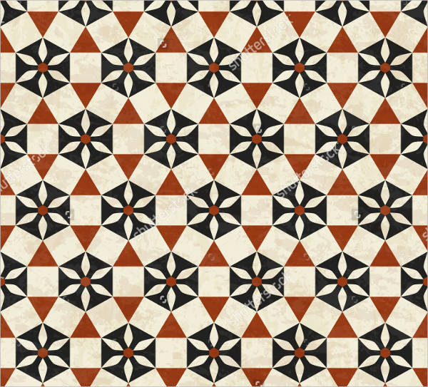 psd floor geometric patterns