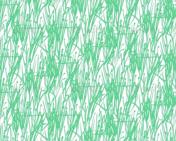 psd grass elegant pattern