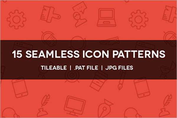 psd seamless icon patterns