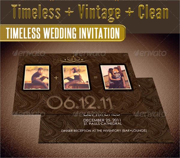 photo wedding invitation cards