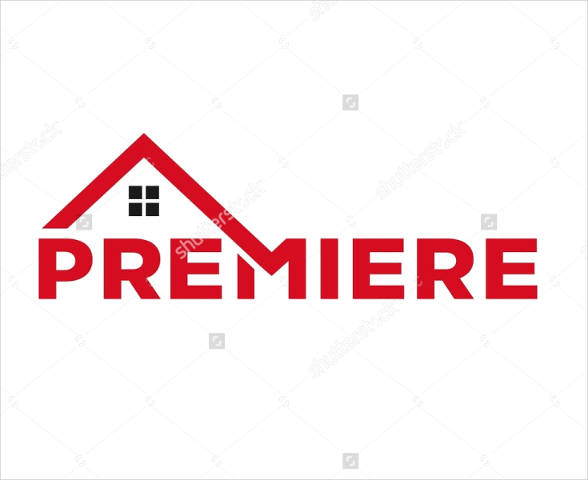 premier real estate company logo