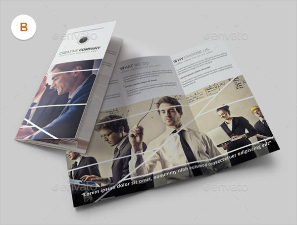 professional trifold bundle