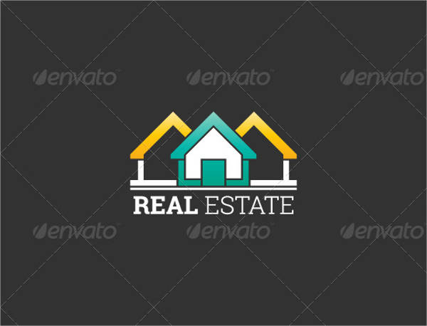 real estate logo eps