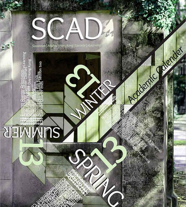 scad academic poster design