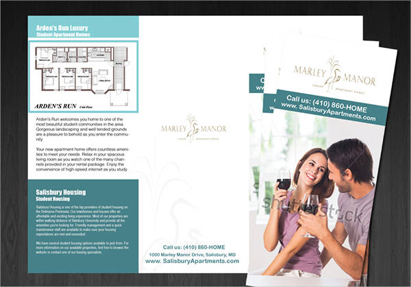 salisbury apartment brochure