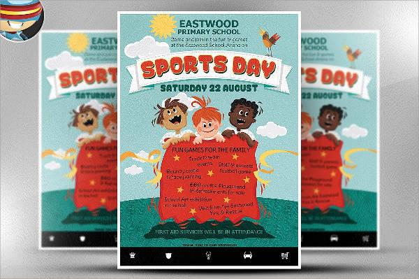 school days event flyer1