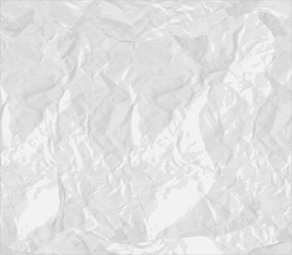 seamless crumpled paper texture