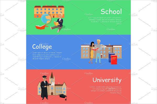 university academic poster design