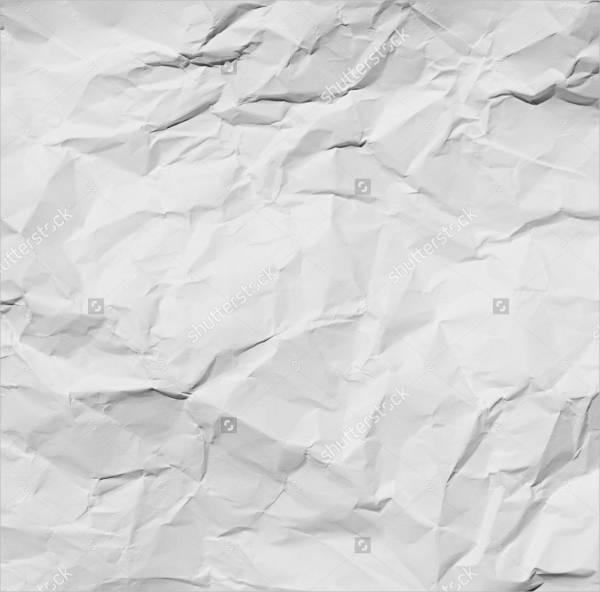 vintage wrinkled paper texture