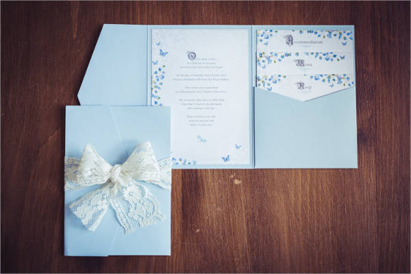 wedding cinderella invitation