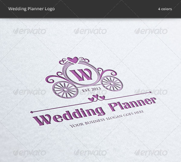 wedding planner logos