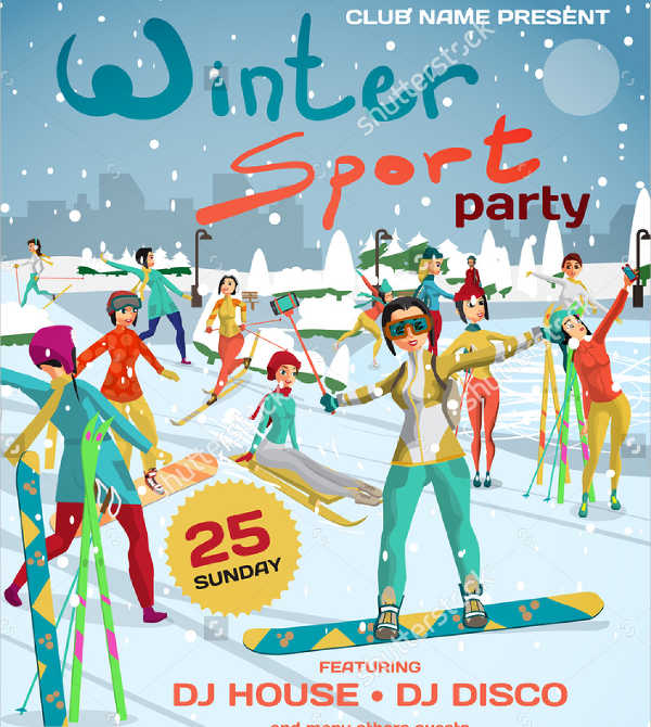 winter games event flyer1