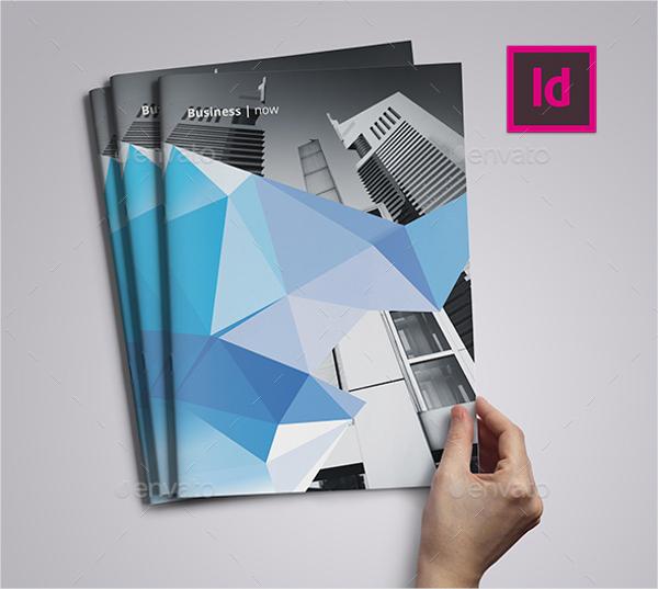 a4 business brochure