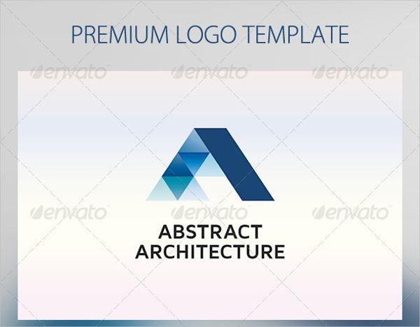 abstract architecture company logo