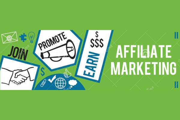 affiliate marketing web banner