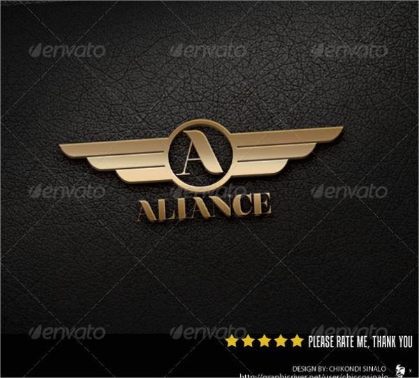 aliance logo template