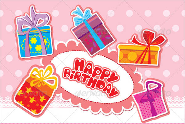 birthday card with gift box1