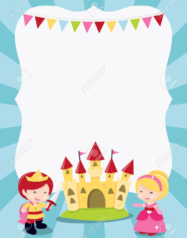 13+ Princess Party Invitations - Free PSD, PNG, Vector ...
