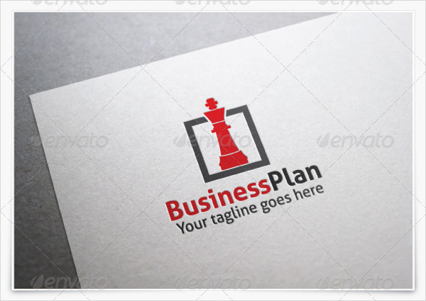 business agency plan logo