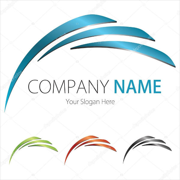 business company logo vector
