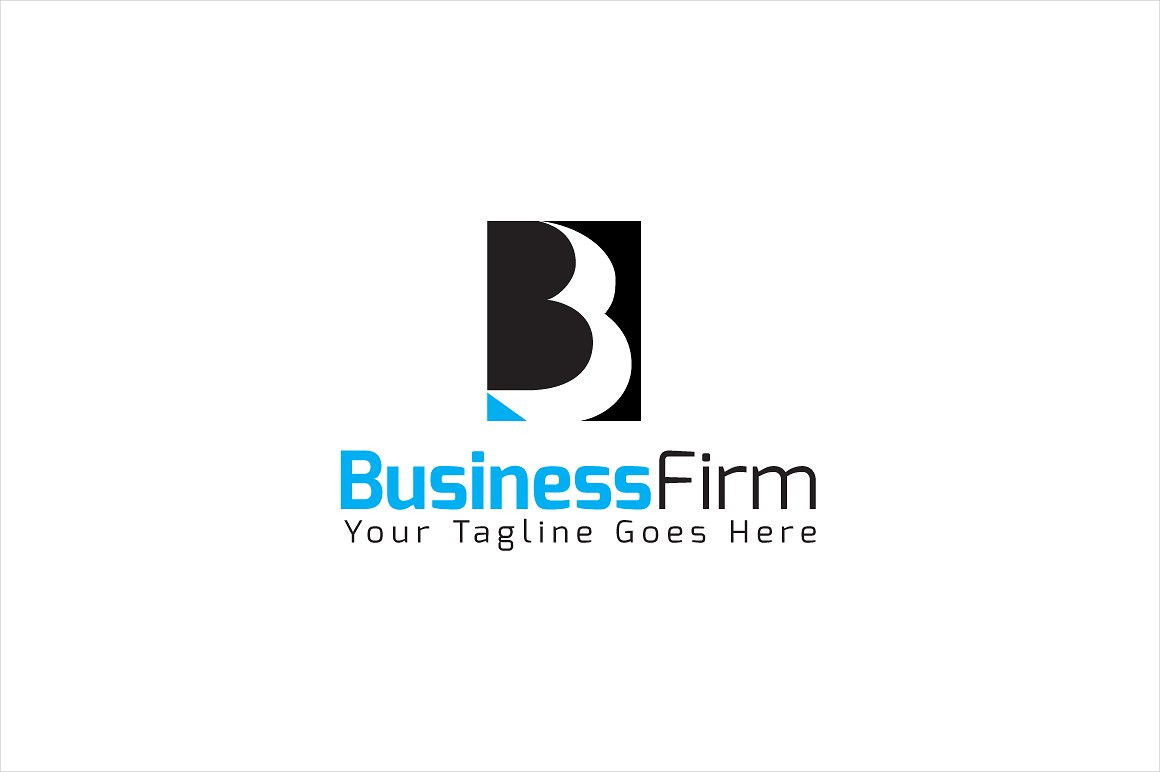 business firm logo template