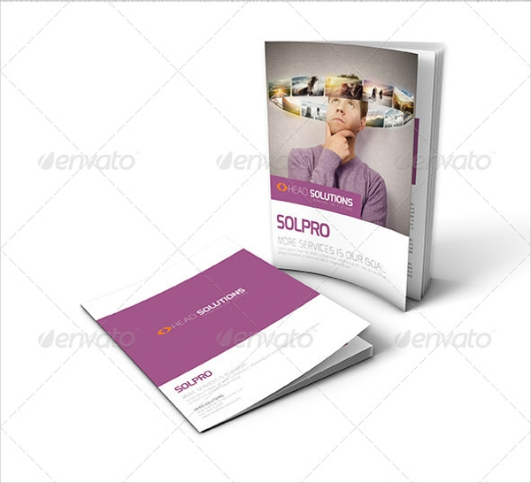 business services brochure bundle
