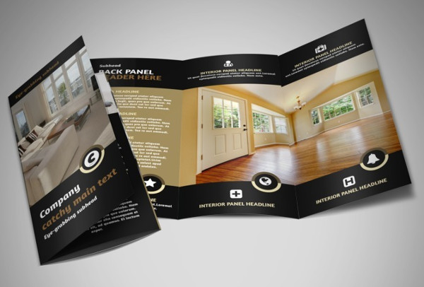 carpet cleaning service brochure